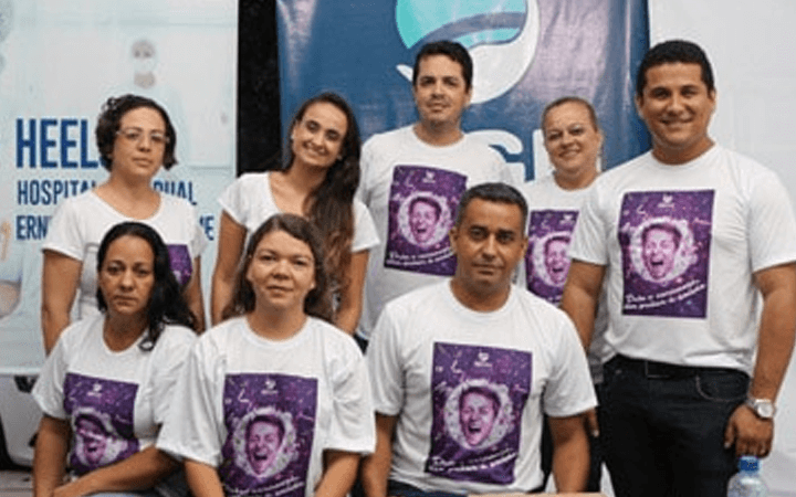 HEELJ leva saúde aos foliões do Carnaval em Pirenópolis