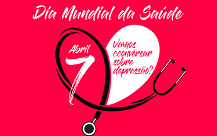 Dia mundial da saúde: Cuidando de quem cuida