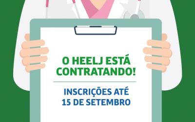 Inscrições para vagas de emprego no Hospital Estadual de Pirenópolis estão abertas