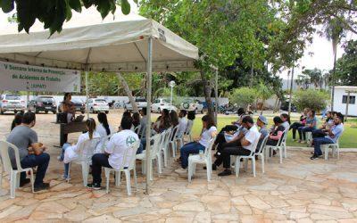 HEELJ promove V Semana de Prevenção de Acidentes (SIPAT)