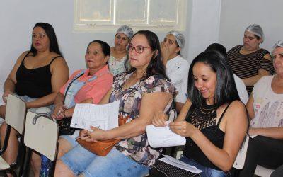 Setor de nutrição do HEELJ passa por novos treinamentos de higiene manipulação de alimentos