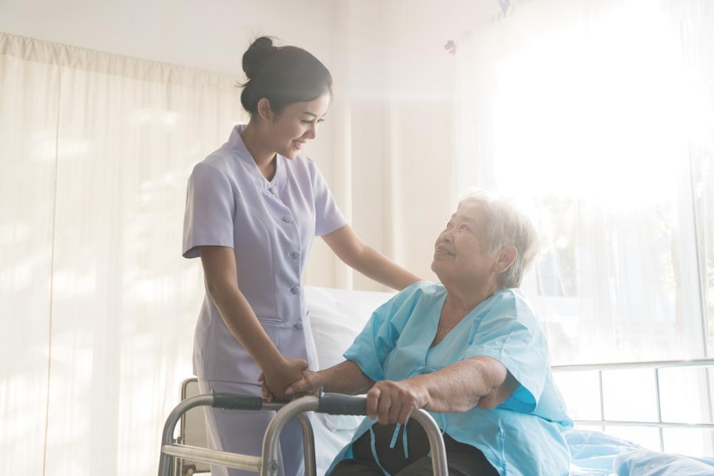 Mais uma paciente elogia atendimento e agradece à equipe do HEELJ