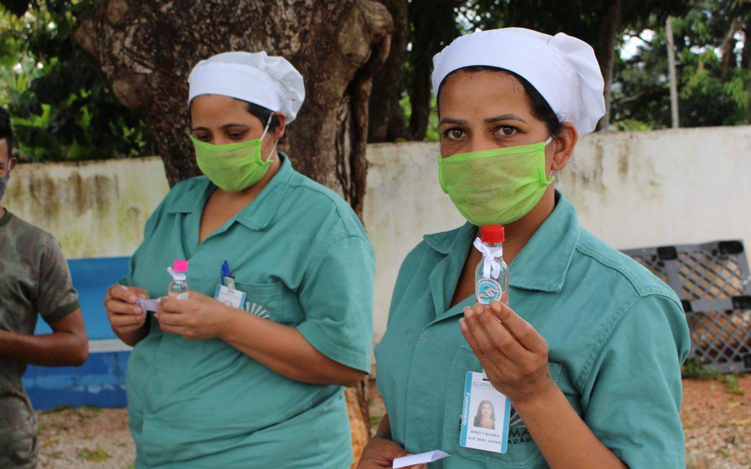 HEELJ promove ação no Dia Mundial da Higienização das Mãos