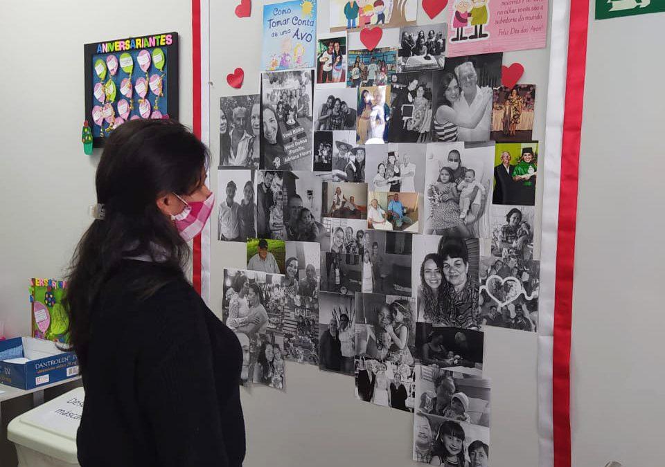 Dia dos Avós é comemorado no Hospital Estadual de Pirenópolis Ernestina Lopes Jaime (HEELJ)