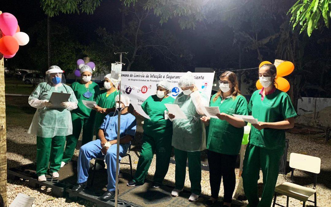 HEELJ apoia campanha da OMS pela Segurança do Paciente