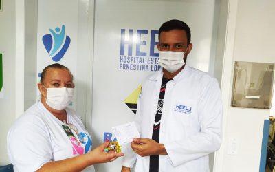Hospital de Pirenópolis homenageia Técnicos em Radiologia